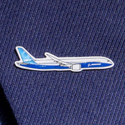 Boeing Illustrated 787 Lapel Pin