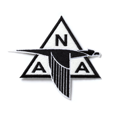 Boeing Heritage NAA Patch (6413076422)