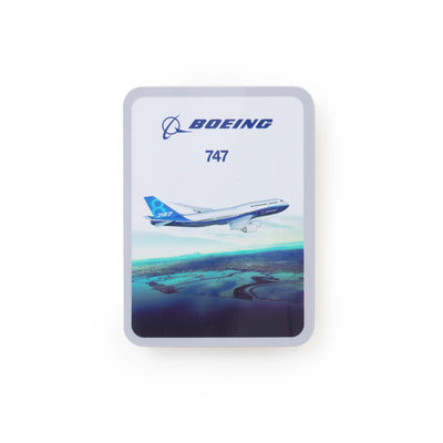 Boeing Endeavors 747-8 Sticker