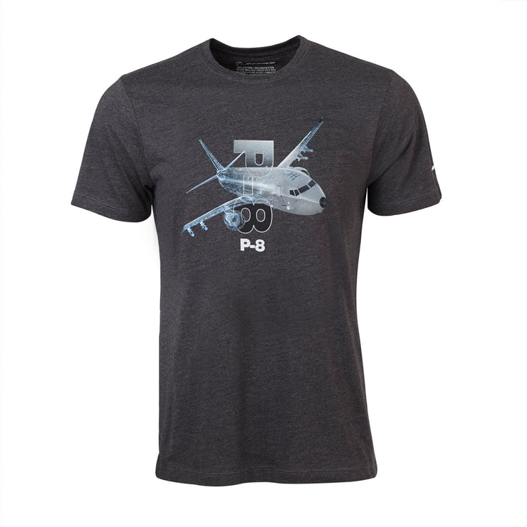 P-8 X-Ray Graphic T-Shirt (11403581196)