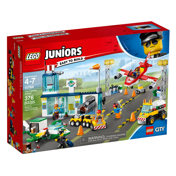 LEGO Juniors City Central Airport (2276412817530)