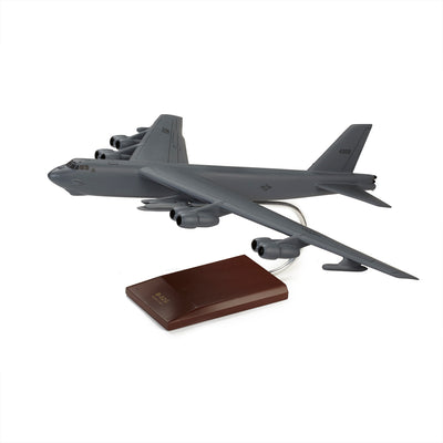 Boeing B-52H Stratofortress Wood 1:100 Model (2883814064250)