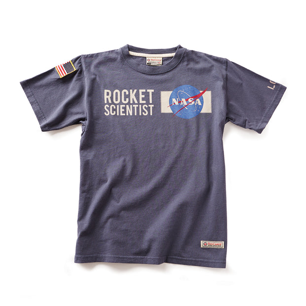 Red Canoe NASA Rocket Scientist T-Shirt (2882638971002)
