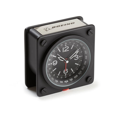 Boeing World Time Alarm Clock (6413189126)