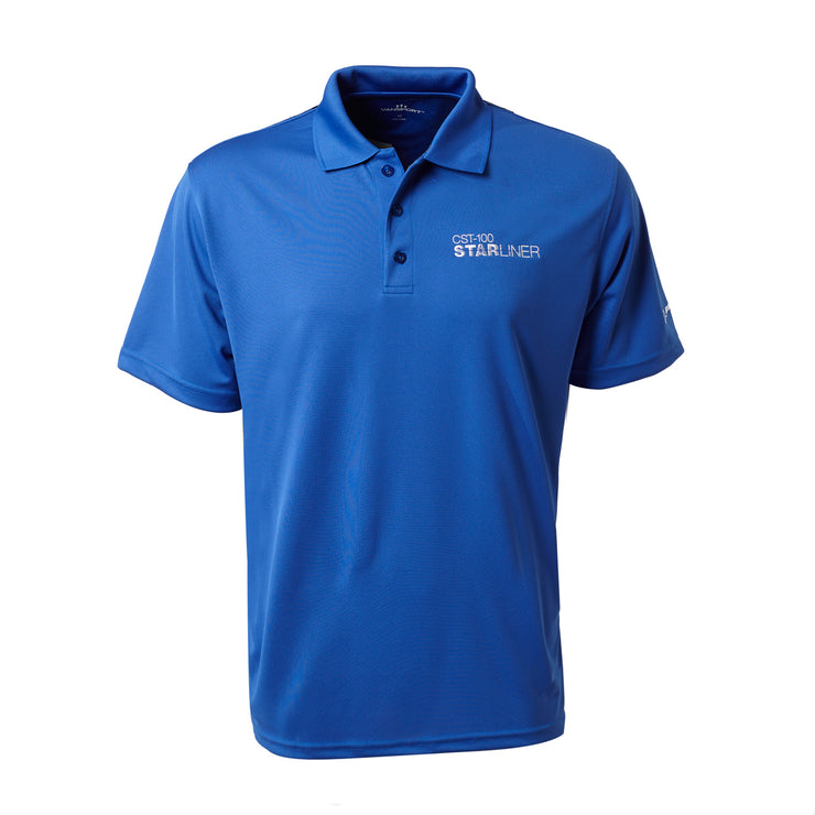 CST-100 Starliner Mesh Polo Shirt