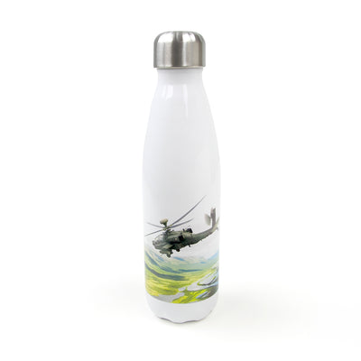 Boeing Endeavors AH-64 Water Bottle