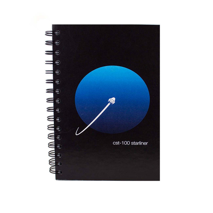 Boeing Path To Mars Cst-100 Starliner Notebook (2510465269882)
