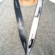Boeing Illustrated BDS Family Lanyard