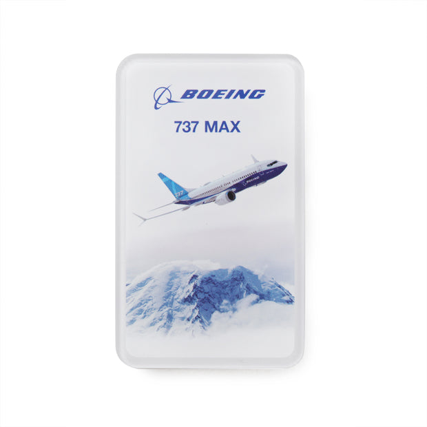 Boeing Endeavors 737 MAX Magnet (2783575572602)