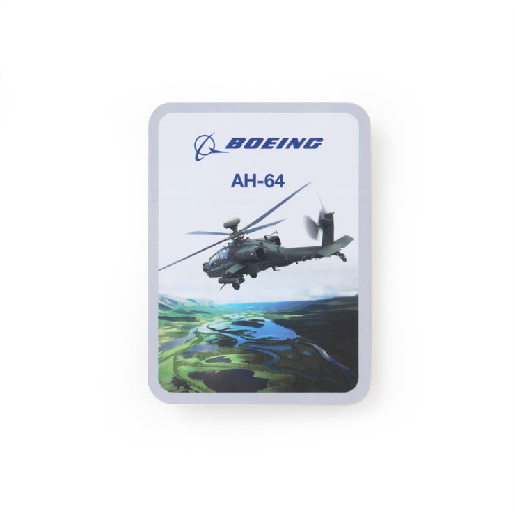 Boeing Endeavors AH-64 Sticker (2783589761146)