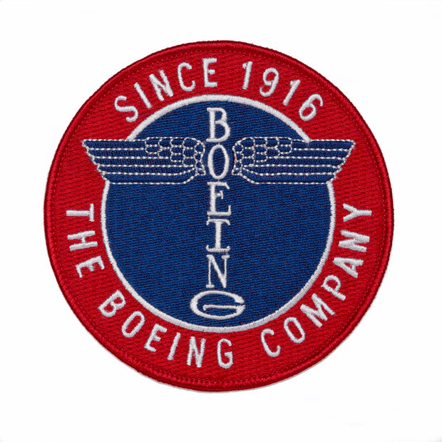 Boeing Heritage Totem Patch (6408900934)