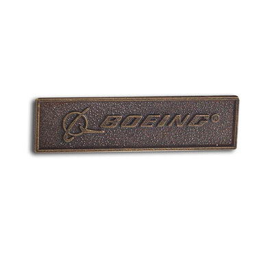 Boeing Signature Bronze Pin (8669885772)