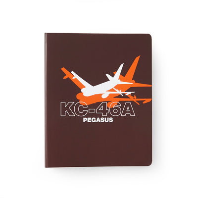 Boeing KC-46A Pegasus Shadow Graphic Notebook
