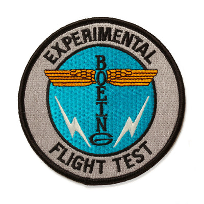 Boeing Heritage Totem Flight Test Patch