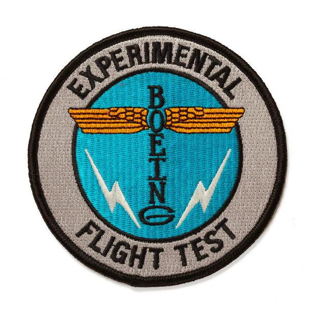 Boeing Heritage Totem Flight Test Patch (9759210508)