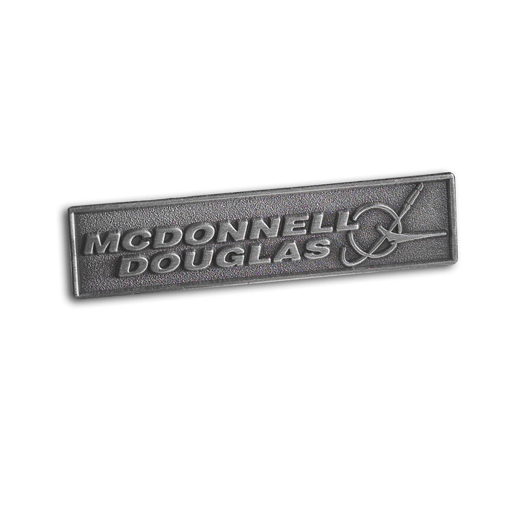 Boeing Heritage McDonnell Douglas Logo Pin (211878182924)