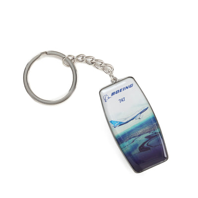 Boeing Endeavors 747-8 Keychain (2783585304698)
