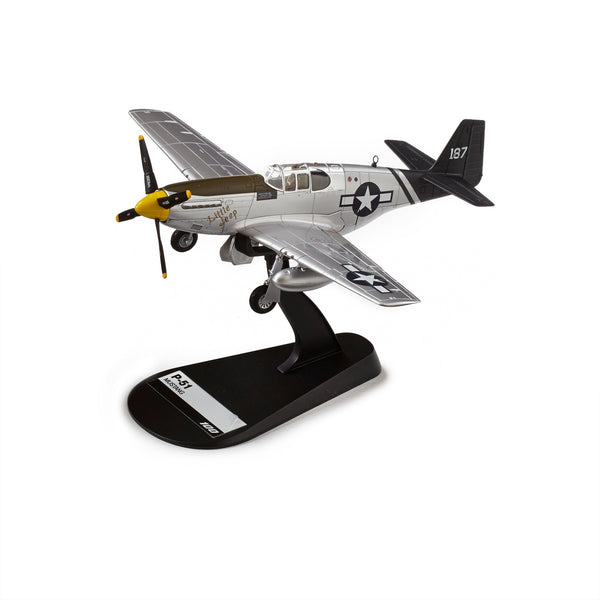 P-51C Mustang Little Jeep Die-Cast 1:48 Model