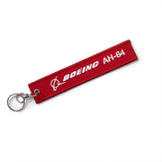 Boeing Remove Before Flight AH-64 Keychain