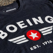 Boeing Established Wings T-Shirt (3062726492282)