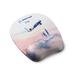 Boeing Endeavors 777X Mouse Pad