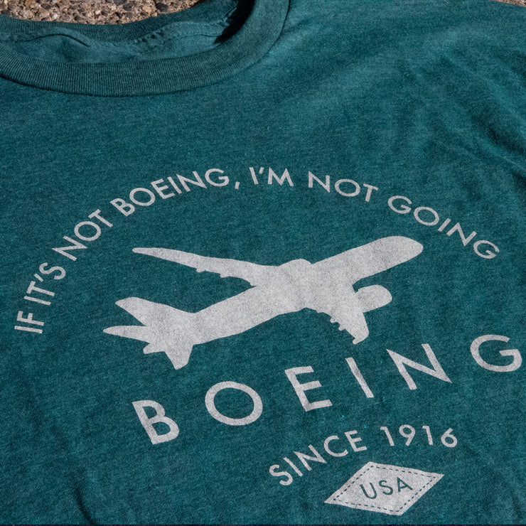 Boeing If It's Not Boeing T-Shirt (3062726754426)