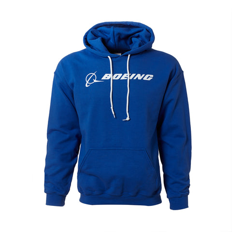 Boeing Signature Pullover Hooded Sweatshirt