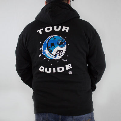 Ames Bros CST-100 Tour Guide Graphic Hoodie
