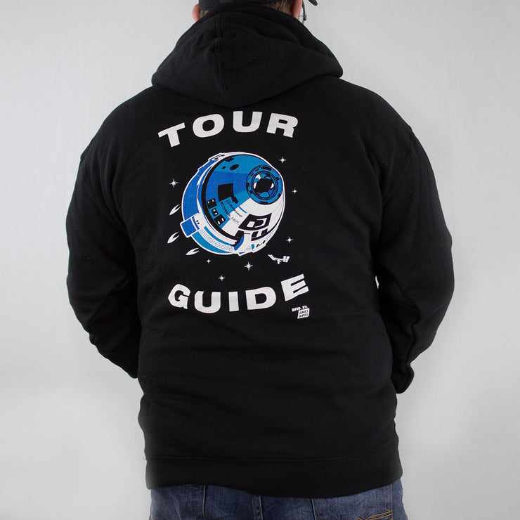 Ames Bros CST-100 Tour Guide Graphic Hoodie (2506273882234)