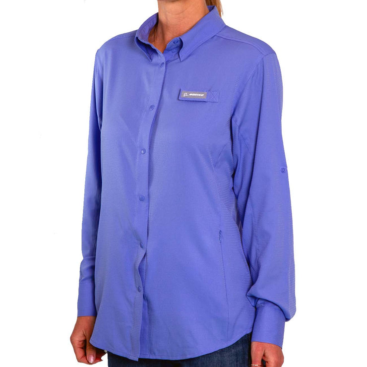 Boeing Women's Travel Shirt (3065341411450)
