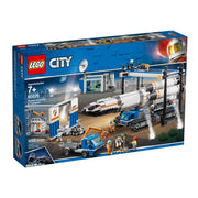LEGO Rocket Assembly & Transport (2907990163578)