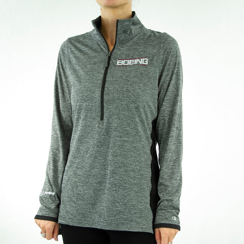 Boeing Athletics 1/4 Zip - Women