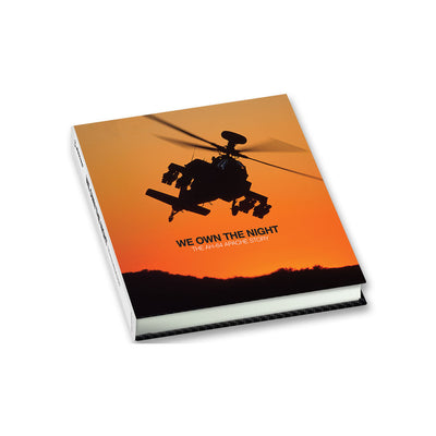 We Own the Night: AH-64 Apache Book (6415120006)