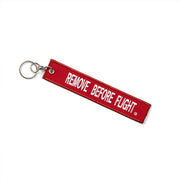Boeing Remove Before Flight 737 Keychain