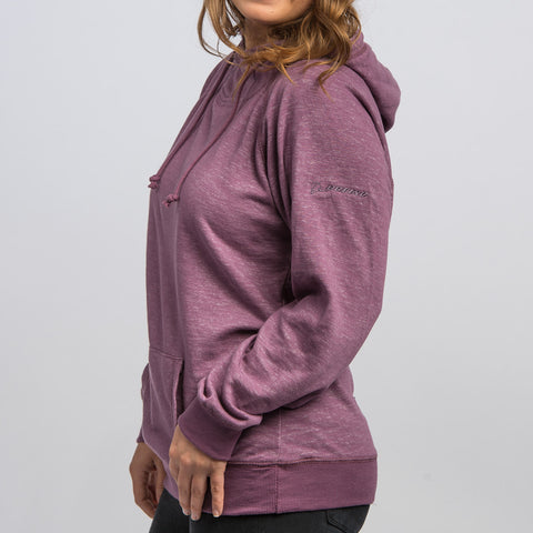 Signature Funnel French Terry Hoodie -- Women