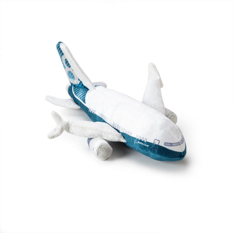 Boeing 737 Plush Plane -- Small