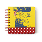 Retro Rosie Notebook