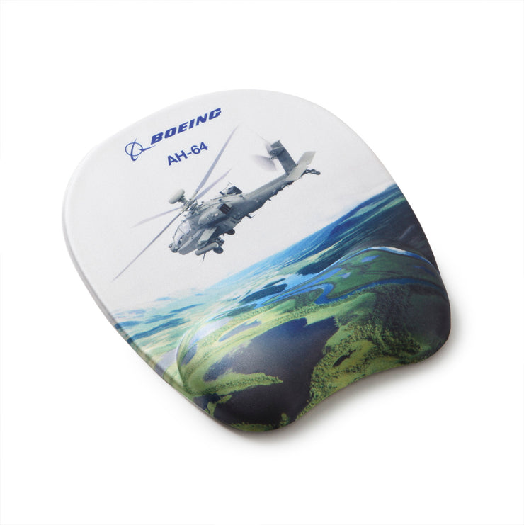 Boeing Endeavors AH-64 Mouse Pad