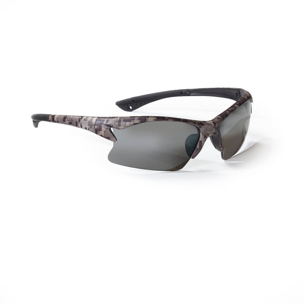 Digital Camo Sport Blade Sunglasses