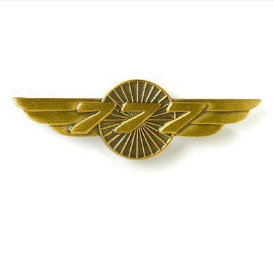 Boeing 777 Wings Pin (6403105606)