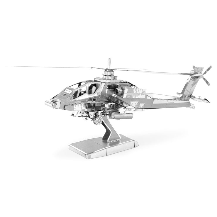 Metal Earth Boeing AH-64 Apache