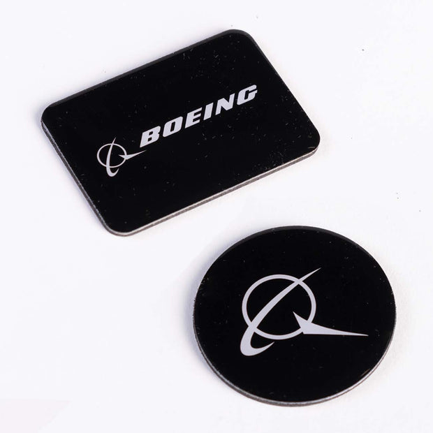 Boeing Logo Magnet Set The Boeing Store