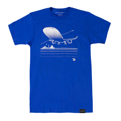 Ames Bros Boeing Sea Level T-Shirt (2933325430906)