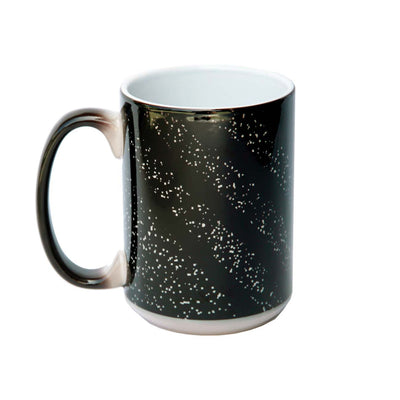 Boeing Space Pattern Color Changing Mug