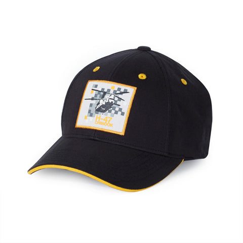 H-47 Chinook Pixel Graphic Hat