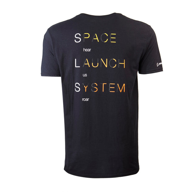 Boeing Path to Mars Space Launch System T-Shirt