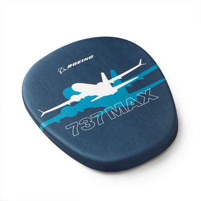 Boeing Shadow Graphic 737 Max Mousepad