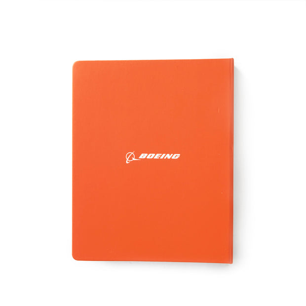 Boeing 737 Shadow Graphic Notebook