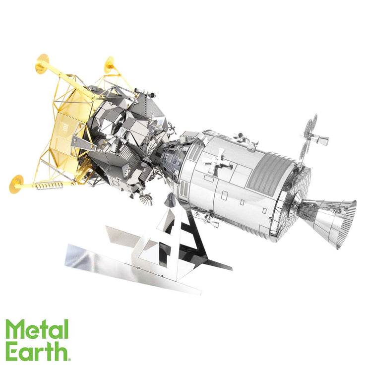 Metal Earth Boeing Apollo CSM with LM