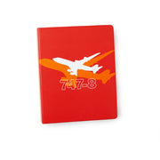 Boeing 747-8 Shadow Graphic Notebook